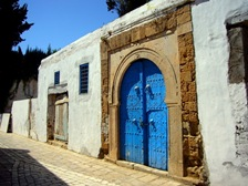 Sidi Bou Said (Tunisia)