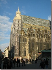 Stephansdom Viena